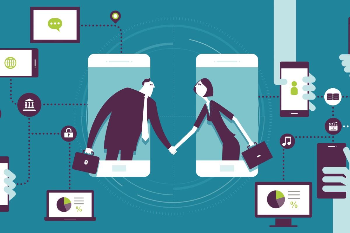 virtual trade show app