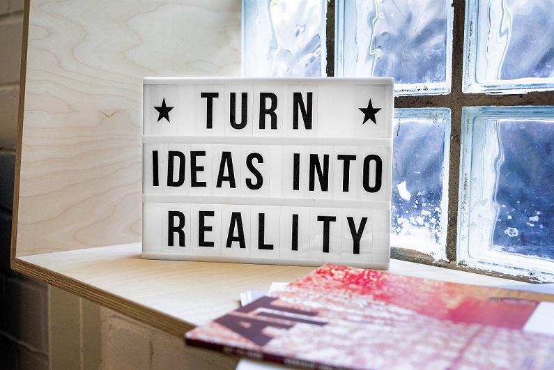 Brand development statement - Make it real