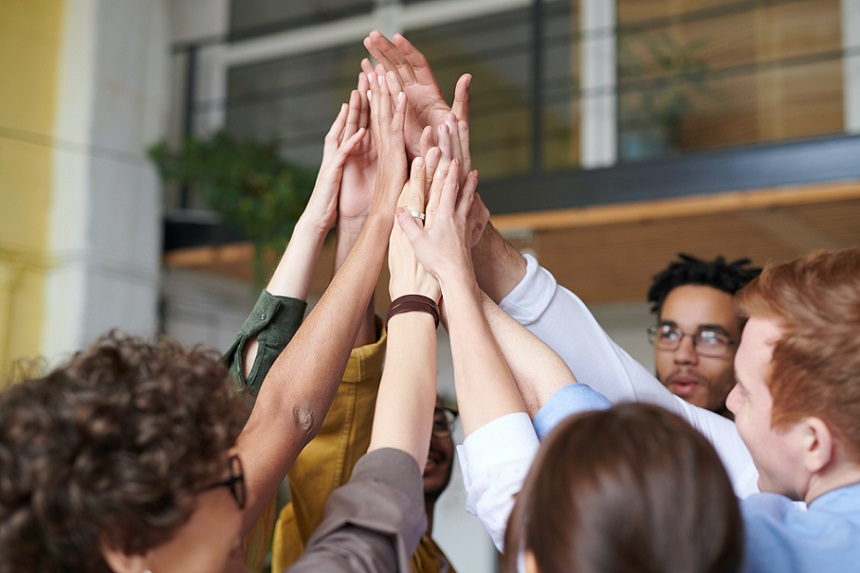 Team building and development - part of HR management for Startups