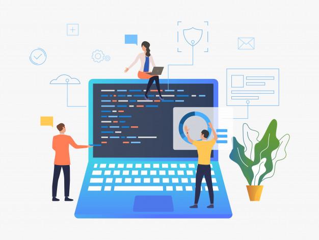 Profitable industries are offering web development apprenticeship